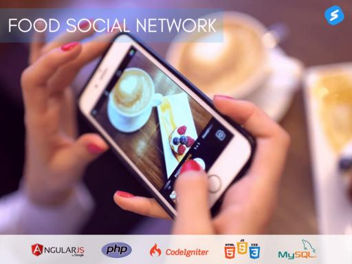 food-social-network