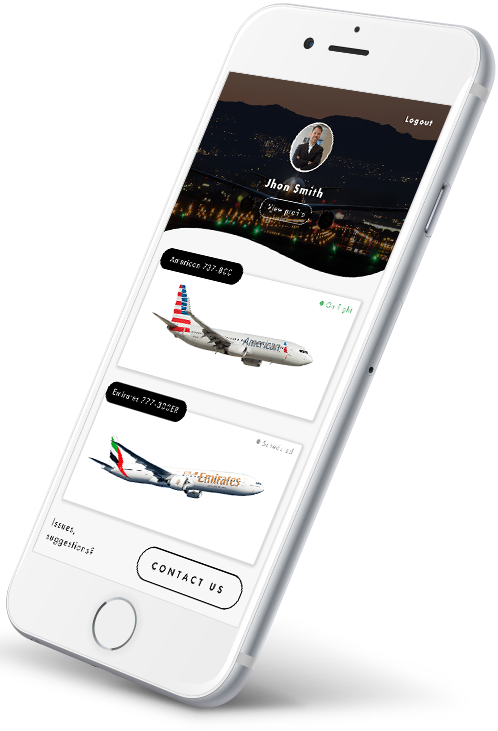 flight-tracking-mobile-app