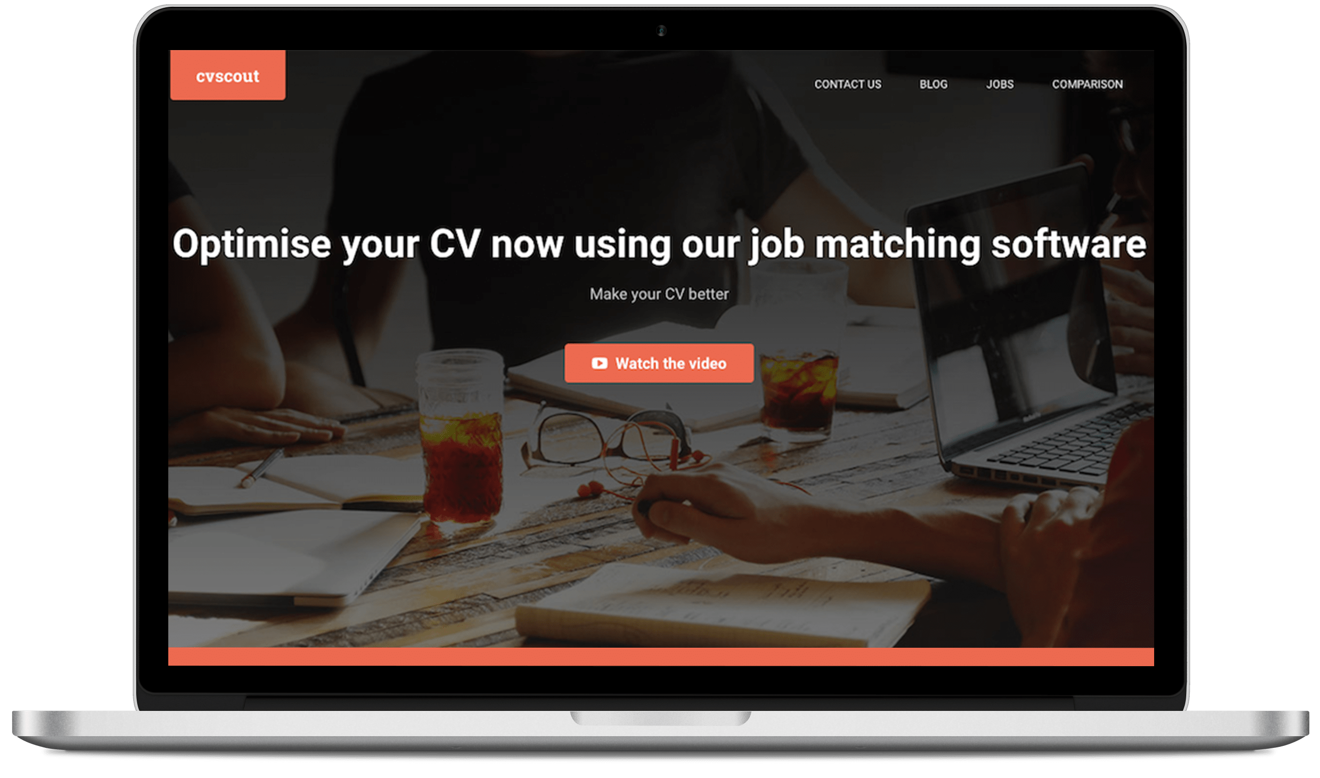cv-scanning-tool