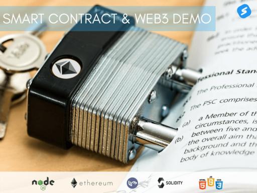 smart-contract-web3-demo