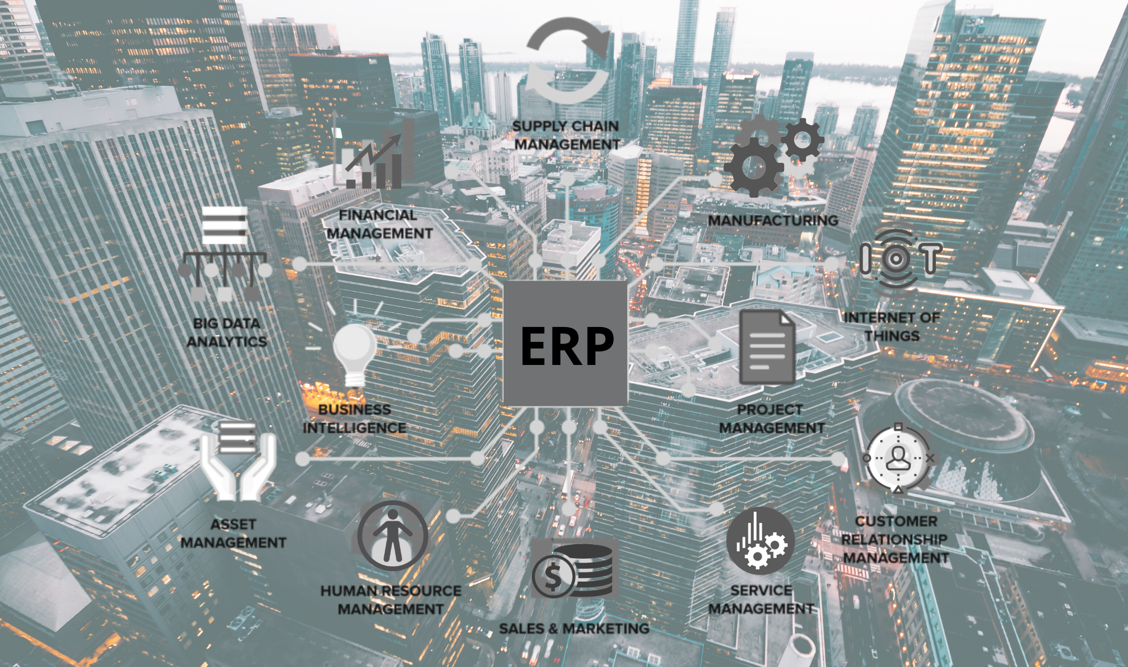 ERP system definition