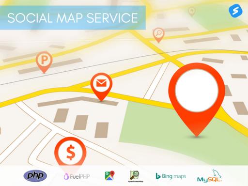 social-map-service